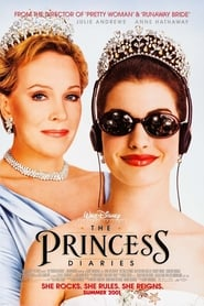 Poster for The Princess Diaries