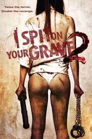 Poster I Spit on Your Grave 2 2013