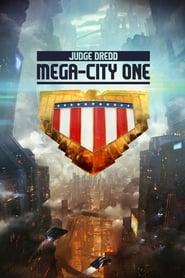 Poster Judge Dredd: Mega-City One 1970