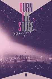 Poster Burn the Stage: The Movie