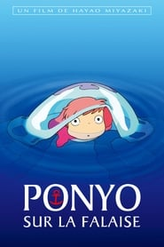 Regarder Ponyo sur la falaise