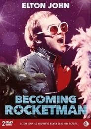 Elton John becoming rocketman