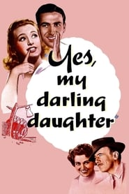 Poster Yes, My Darling Daughter 1939