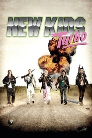 Poster for New Kids Turbo