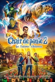 Chair de poule 2 : Les Fantômes d'Halloween En Streaming