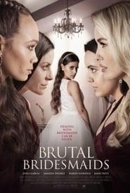 Brutal Bridesmaids (2020) poster