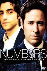 Numb3rs Poster