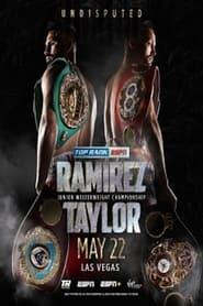 Boxing: Taylor vs. Ramirez