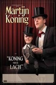 Martijn Koning: Koning van de Lach