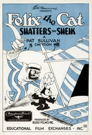 Felix the Cat Shatters the Sheik 1926