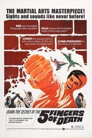 Five Fingers of Death (1972)