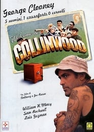 Poster Welcome to Collinwood 2002