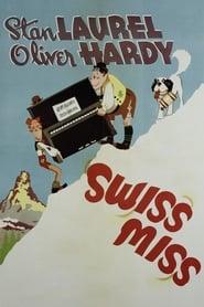 Poster Swiss Miss 1938