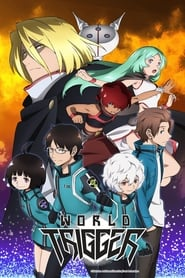 Poster World Trigger 2021