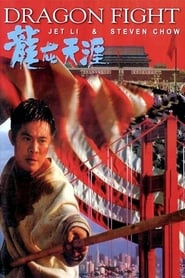 Dragon Fight (1989) poster