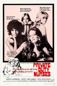 Poster Private Duty Nurses 1971