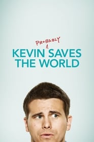 Poster of Kevin (Probably) Saves the World