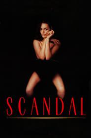 Poster Scandal 1989