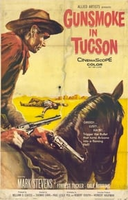Gunsmoke in Tucson poster