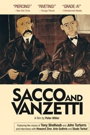 Poster for Sacco and Vanzetti