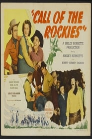 Affiche de Film Call of the Rockies
