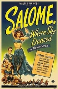Affiche de Film Salome Where She Danced