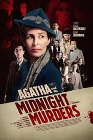Agatha and the Midnight Murders (2020) poster