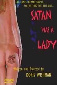 Satan Was A Lady plakat