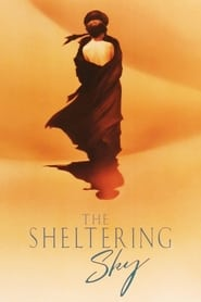 Poster The Sheltering Sky 1990