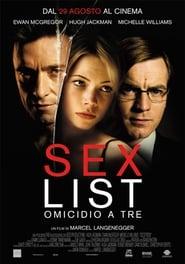 Sex List – Omicidio a tre
