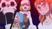 One Piece Season 19 Episode 875 : A Captivating Flavor! Sanji's Cake of Happiness!