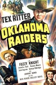 Poster Oklahoma Raiders 1944