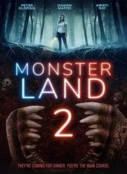 Poster Monsterland 2 2019