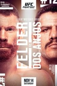 UFC Fight Night 183: Felder vs. Dos Anjos (2020)