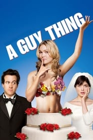 Poster for A Guy Thing