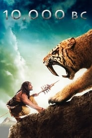 Poster for 10,000 BC
