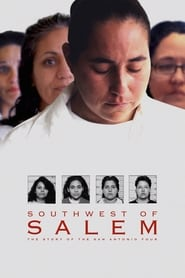 Poster for Southwest of Salem: The Story of the San Antonio Four