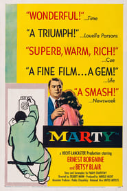 Poster Marty 1955