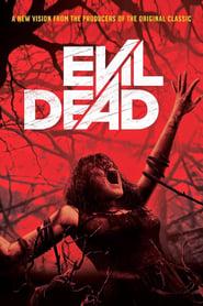 Poster for Evil Dead