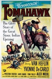 Poster Tomahawk 1951