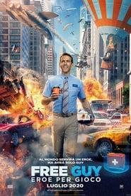 Poster Free Guy - Eroe per gioco 2021