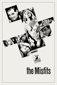 Poster The Misfits 1961