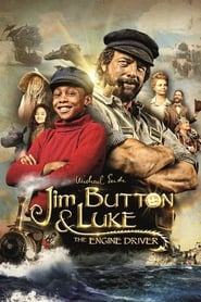 Poster Jim Button and Luke the Engine Driver