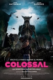 Colossal (2016) BRrip 1080p Trial Latino-Castellano-Ingles