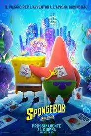 Poster SpongeBob - Amici in fuga 2020