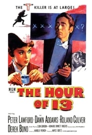 Affiche de Film The Hour of 13
