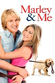 Poster for Marley & Me