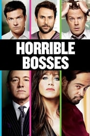 Poster for Horrible Bosses