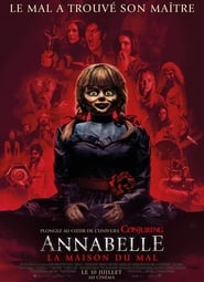 film Annabelle : La maison du Mal streaming
