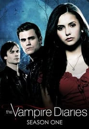 The Vampire Diaries - Season 1 poster